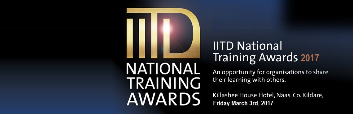 National Training Awards 2016